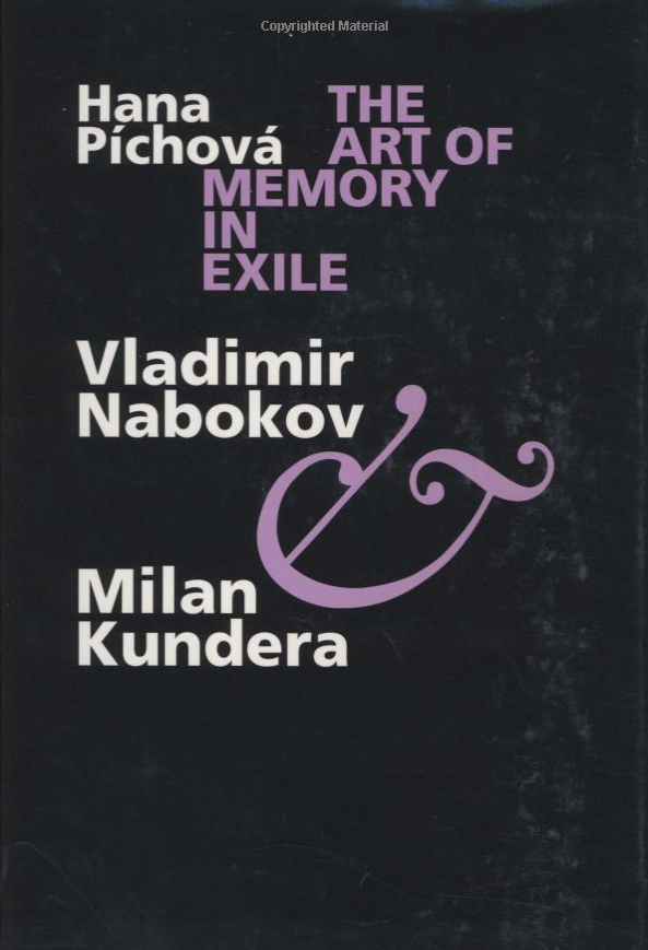The Art of Memory in Exile cover