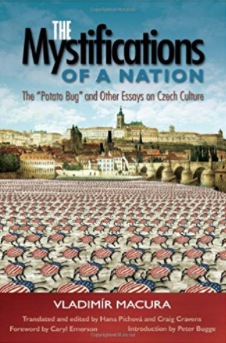 Mystifications of a Nation cover